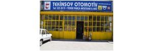 Tekinsoy Otomotiv Yedek Parça